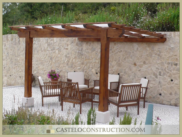 Sun Shades Outside Dining Rooms Alpendres Pergolas Porches