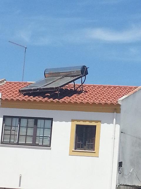 problem Solar panels