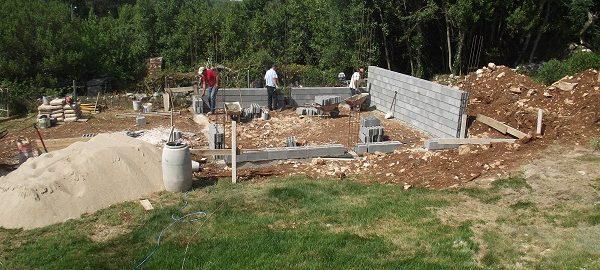 castelo constructio new garage