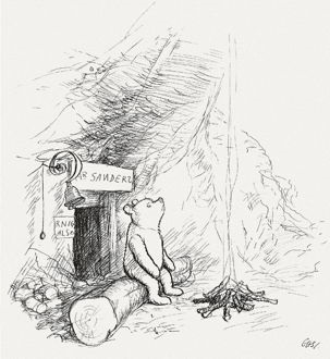Winnie-the-Pooh, cold plates, portugal